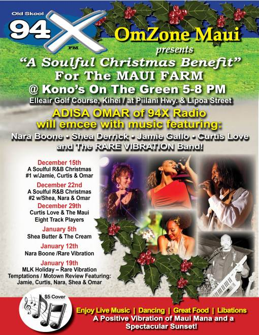 Benefit for The Maui Farm
