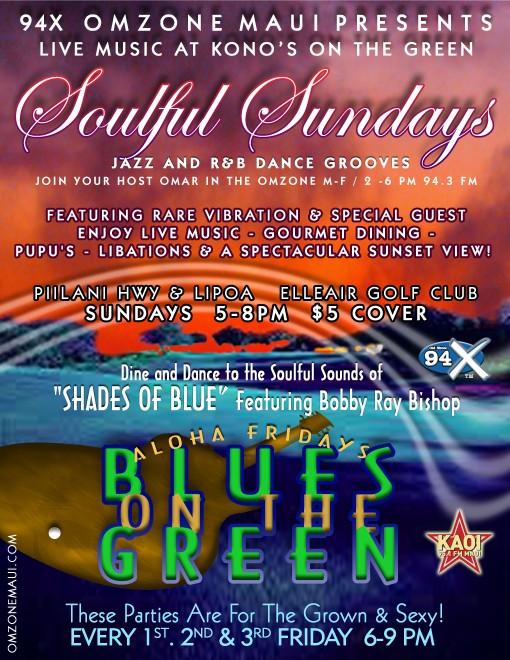 Blues Jazz kono's